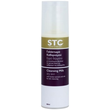 STC Face lapte pentru curatare ten uscat