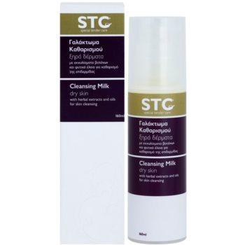 STC Face Reinigungsmilch für trockene Haut 2