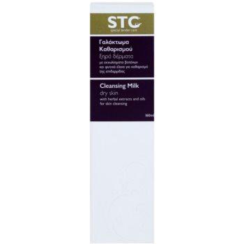 STC Face Reinigungsmilch für trockene Haut 3