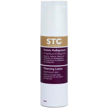 STC Face lapte de curatare pentru ten mixt si gras