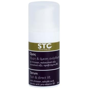 STC Face ser cu efect de lifting cu efect imediat
