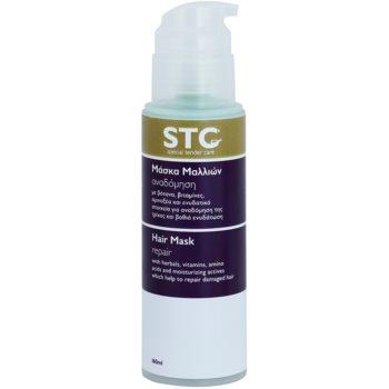 STC Hair obnovitvena maska za poškodovane lase 1