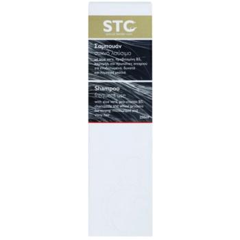 STC Hair шампунь для частого миття волосся 2