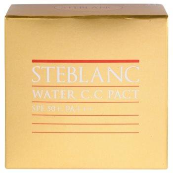 Steblanc Water crema compacta CC SPF 50+ 3