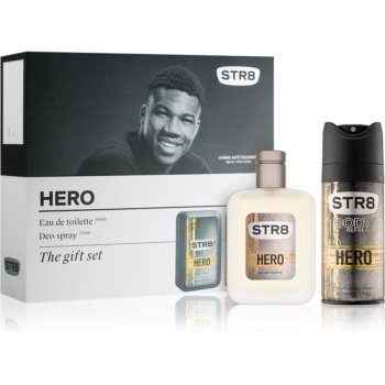 STR8 Hero set cadou IV.