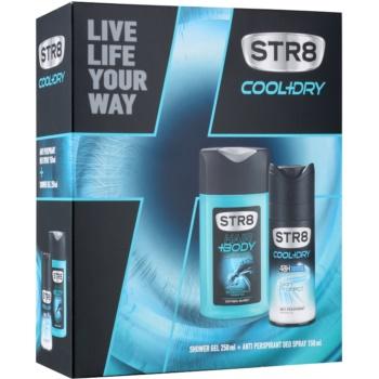 STR8 Cool & Dry подаръчен комплект 2