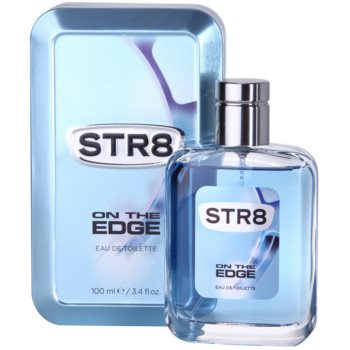 STR8 On the Edge Eau de Toilette pentru barbati 1