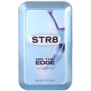 STR8 On the Edge Eau de Toilette pentru barbati 4