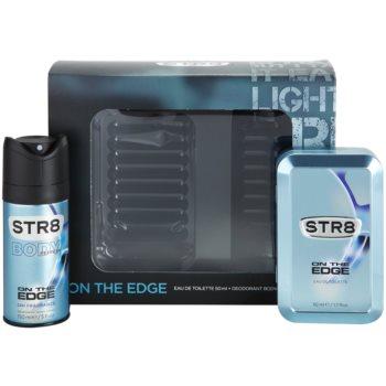 STR8 On the Edge coffret presente 3