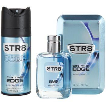 STR8 On the Edge coffret presente 1