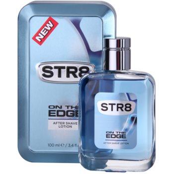 STR8 On the Edge losjon za po britju za moške 1