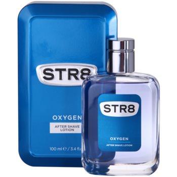 STR8 Oxygene after shave para homens 1