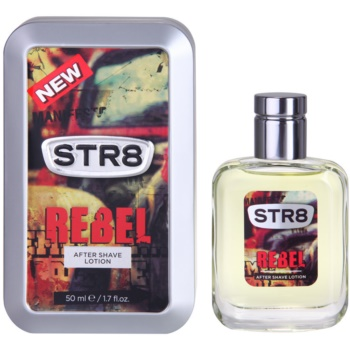 STR8 Rebel after shave pentru barbati 50 ml