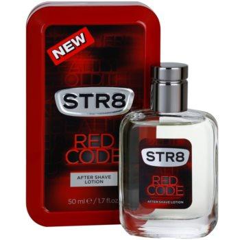 STR8 Red Code After Shave für Herren 1