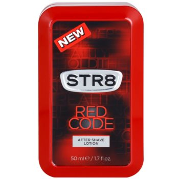 STR8 Red Code After Shave für Herren 4