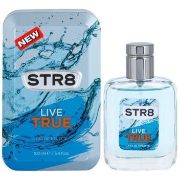 STR8 Live True Eau de Toilette pentru barbati 100 ml
