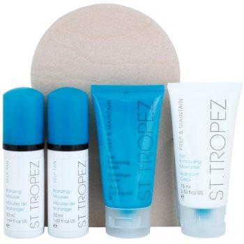 St.Tropez Prep And Maintain Kosmetik-Set  I.