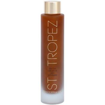 St.Tropez Self Tan Bronzing hydratačný bronzujúci olej pre postupné opálenie