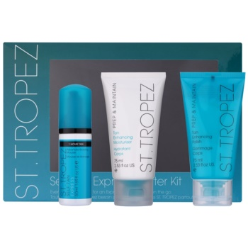 St.Tropez Self Tan Express Cosmetic Set I.
