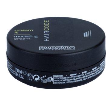 Subrina Professional Hair Code Cream It моделюючий крем для фіксації