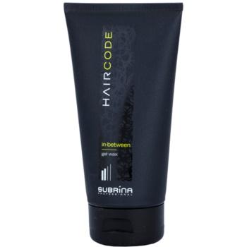 Subrina Professional Hair Code In-Between gelový vosk pro definici a tvar
