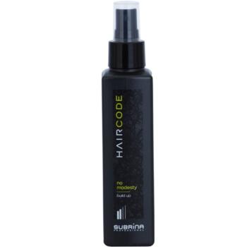 Subrina Professional Hair Code No Modesty spray styling pentru dimensiune si forma