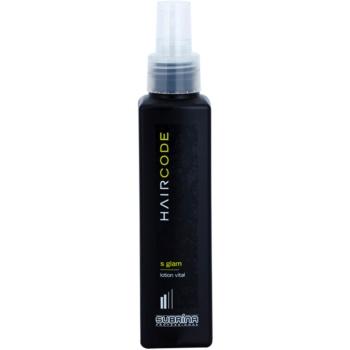 Subrina Professional Hair Code S Glam lapte pentru coafare fixare usoara