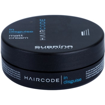 Subrina Professional Hair Code In Disguise crema matifianta pentru definire si modelare