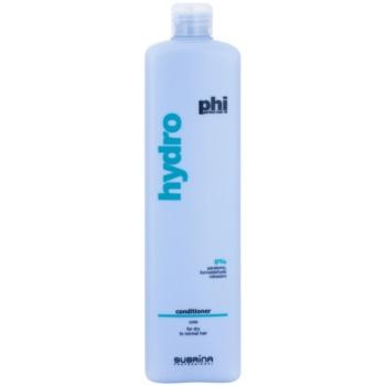 Subrina Professional PHI Hydro balsam hidratant pentru par uscat si normal.  1000 ml