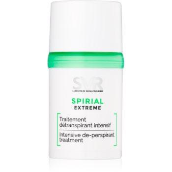 SVR Spirial Extreme Antiperspirant cu rolă împotriva transpirației excesive  20 ml