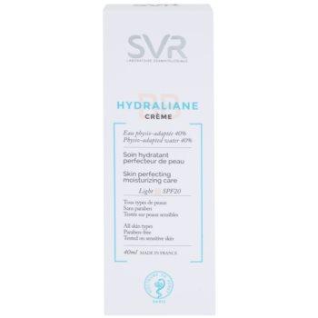 SVR Hydraliane ВВ крем із зволожуючим ефектом SPF 20 2