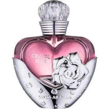 Swiss Arabian Crystal Rose eau de parfum pentru femei