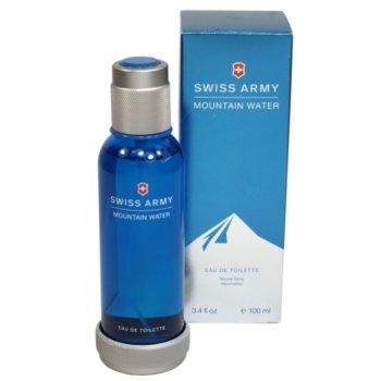 Swiss Army Mountain Water Eau de Toilette pentru barbati