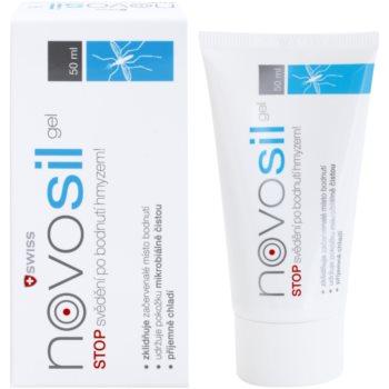 Swiss Novosil gel po ugrizih insektov 1