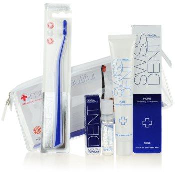 Swissdent Emergency Kit BLUE set cosmetice II. 1
