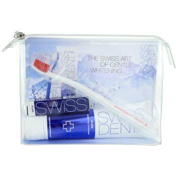 Swissdent Pure Promo Kit kosmetická sada III.