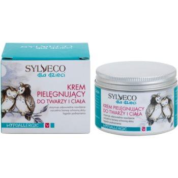 Sylveco Baby Care tápláló krém gyermekeknek 2