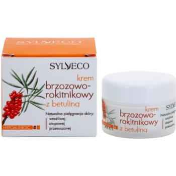 Sylveco Face Care hranilna obnovitvena krema za suho in atopično kožo 2