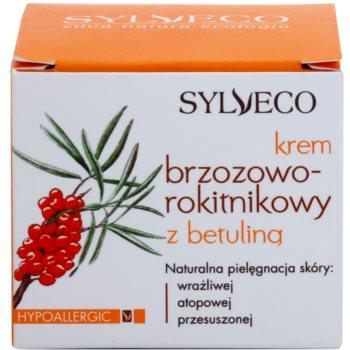 Sylveco Face Care hranilna obnovitvena krema za suho in atopično kožo 3