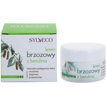 Sylveco Face Care nährende und feuchtigkeitsspendende Creme für empfindliche und intolerante Haut 2