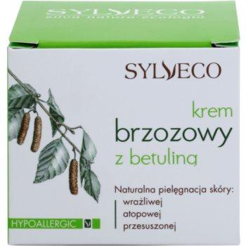 Sylveco Face Care nährende und feuchtigkeitsspendende Creme für empfindliche und intolerante Haut 3
