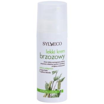 Sylveco Face Care crema regeneratoare si hidratanta pentru pielea uscata si deshidratata