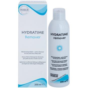 Synchroline Hydratime gel hidratant de curatare pentru pielea uscata sau foarte uscata 1
