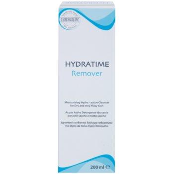 Synchroline Hydratime gel hidratant de curatare pentru pielea uscata sau foarte uscata 2