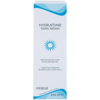 Synchroline Hydratime tónico hidratante para pele seca a muito seca 2
