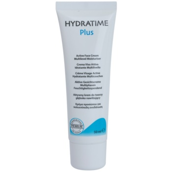Synchroline Hydratime Plus crema de zi hidratanta ten uscat