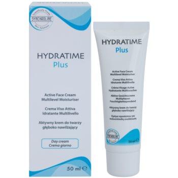 Synchroline Hydratime Plus dnevna vlažilna krema za suho kožo 1