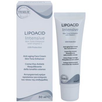 Synchroline Lipoacid Intensive крем для шкіри проти зморшок з вітаміном С 1