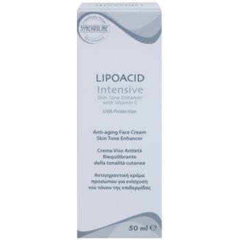 Synchroline Lipoacid Intensive крем для шкіри проти зморшок з вітаміном С 2