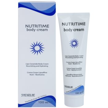 Synchroline Nutritime Körpercreme zum nähren und Feuchtigkeit spenden 1